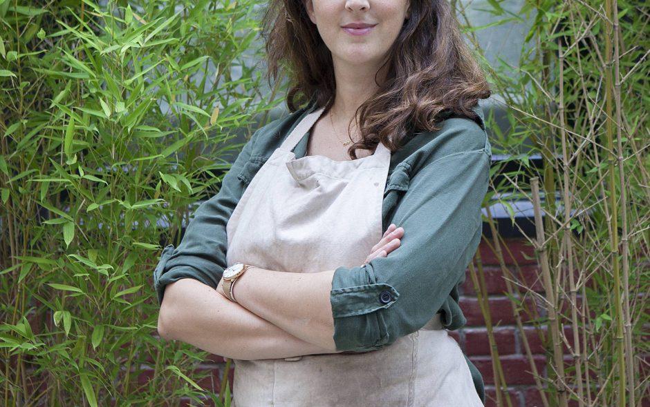 Portrait Aurélia Wolf